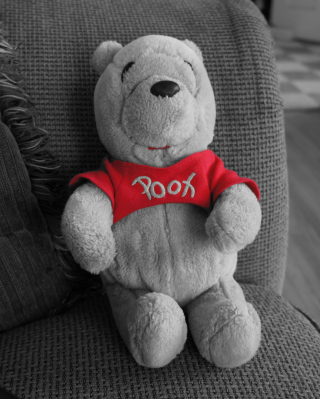 Free Dear Winnie The Pooh Picture for iPhone 6 Plus