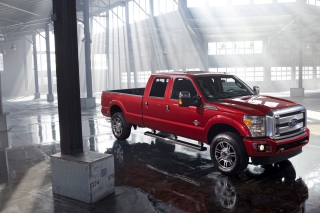 Free Ford F250 Super Duty Picture for Android, iPhone and iPad