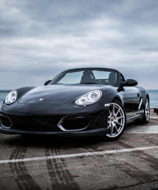 Porsche Boxster Spyder Picture for 360x640