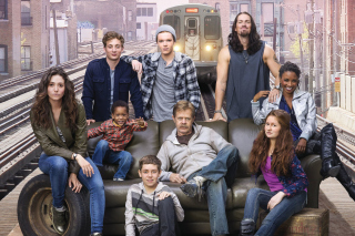 Free Shameless TV Series Picture for HTC Desire HD