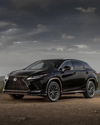 Lexus RX 450h Sport Background for 176x220