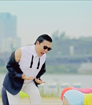 Gangnam Video papel de parede para celular para iPhone 6