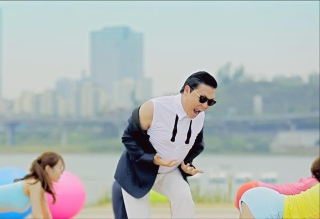 Gangnam Video Background for Android, iPhone and iPad