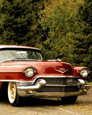1956 Cadillac Maharani Picture for Nokia C1-01