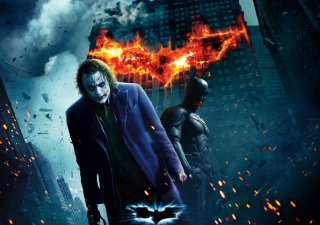 Batman And Joker - Fondos de pantalla gratis
