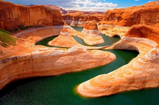 Grand Canyon Colorado River Picture for Android, iPhone and iPad