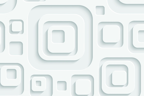 3D Effect White Pattern para LG E400 Optimus L3