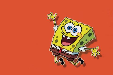 Spongebob para Sony Ericsson XPERIA X10 mini pro