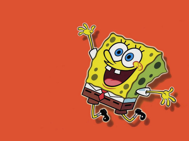 Spongebob for Sony Ericsson XPERIA X8