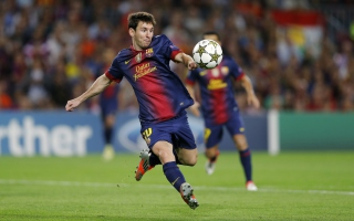 Free Lionel Messi, Barcelona Picture for Android, iPhone and iPad