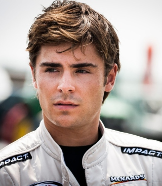 Zac Efron Wallpaper for Nokia C1-01