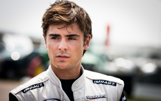 Free Zac Efron Picture for Android, iPhone and iPad