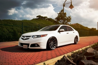 Honda Accord Wallpaper for Android 480x800
