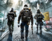 Tom Clancy's The Division para Samsung 222 Ch@t