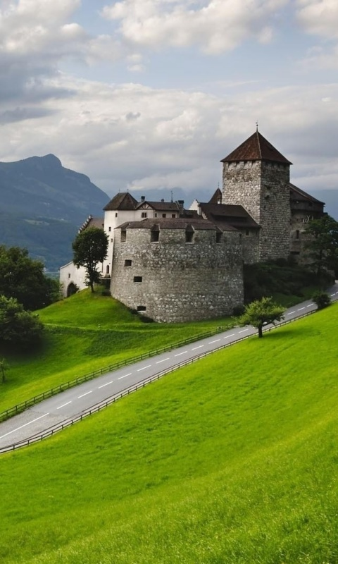 Liechtenstein wallpaper 480x800
