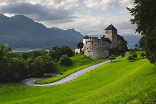Liechtenstein Background for HTC Wildfire