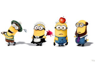 Despicable Me 2 sfondi gratuiti per cellulari Android, iPhone, iPad e desktop