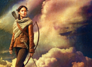Katniss Everdeen Wallpaper for Android, iPhone and iPad