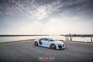 Hamana Audi R8 Wallpaper for Android, iPhone and iPad