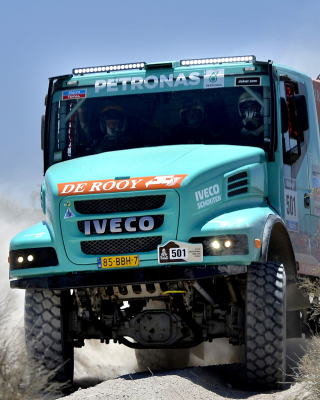 Iveco Race Truck Picture for Nokia C-5 5MP