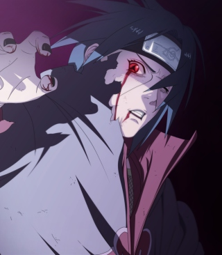 Naruto Itachi Picture for iPhone 5