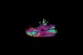 Free Nike Air Picture for 1280x800