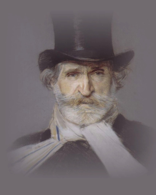 Free Giuseppe Verdi Picture for HTC Titan