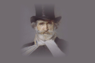 Free Giuseppe Verdi Picture for Android, iPhone and iPad