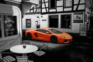Lamborghini Aventador Wallpaper for Android, iPhone and iPad