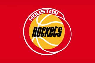 Houston Rockets Logo Background for Android, iPhone and iPad