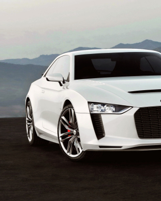 Audi Quattro Concept Wallpaper for Nokia C6