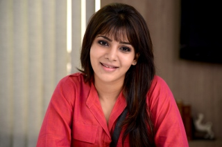 Manam Actress Samantha Picture for Android, iPhone and iPad