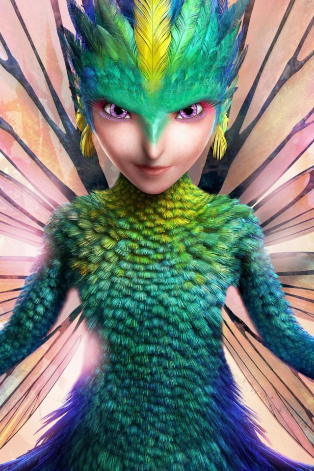 Sfondi Rise Of The Guardians 2012 Cartoon 640x960