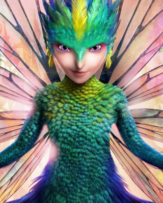 Rise Of The Guardians 2012 Cartoon sfondi gratuiti per iPhone 4S