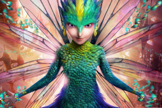 Rise Of The Guardians 2012 Cartoon - Obrázkek zdarma pro Samsung Galaxy Tab 3