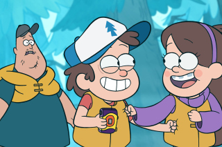 Free Gravity Falls TV Series Picture for Android, iPhone and iPad