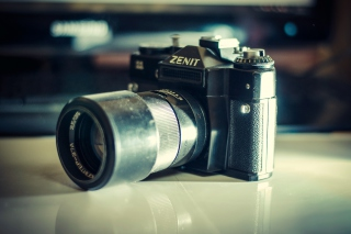 Zenit Photo Camera - Fondos de pantalla gratis