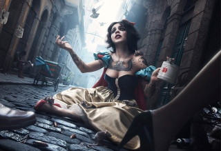 Free Snow White Picture for Android, iPhone and iPad