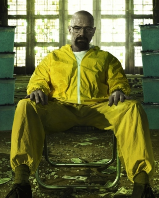 Walter White Wallpaper for Nokia C2-03