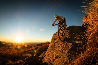 Mountain Bike Riding sfondi gratuiti per cellulari Android, iPhone, iPad e desktop
