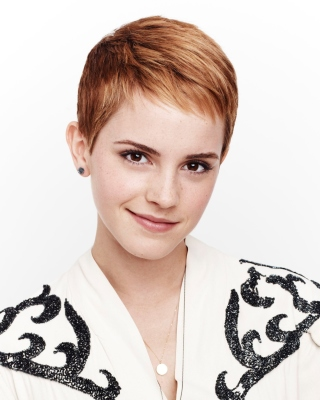 Free Emma Watson Actress Picture for Nokia C1-01