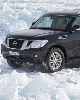 Free Nissan Patrol Picture for Nokia C2-01