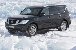 Nissan Patrol Wallpaper for Android, iPhone and iPad