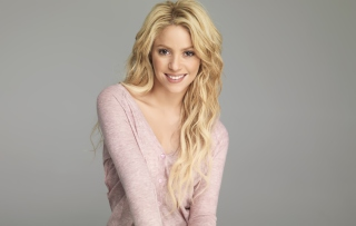 Sweet Shakira Background for Android, iPhone and iPad