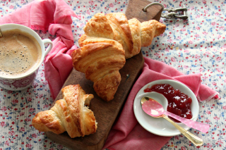 Sweet Delicious Breakfast papel de parede para celular para 960x800
