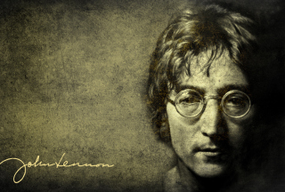 John Lennon Picture for Android, iPhone and iPad