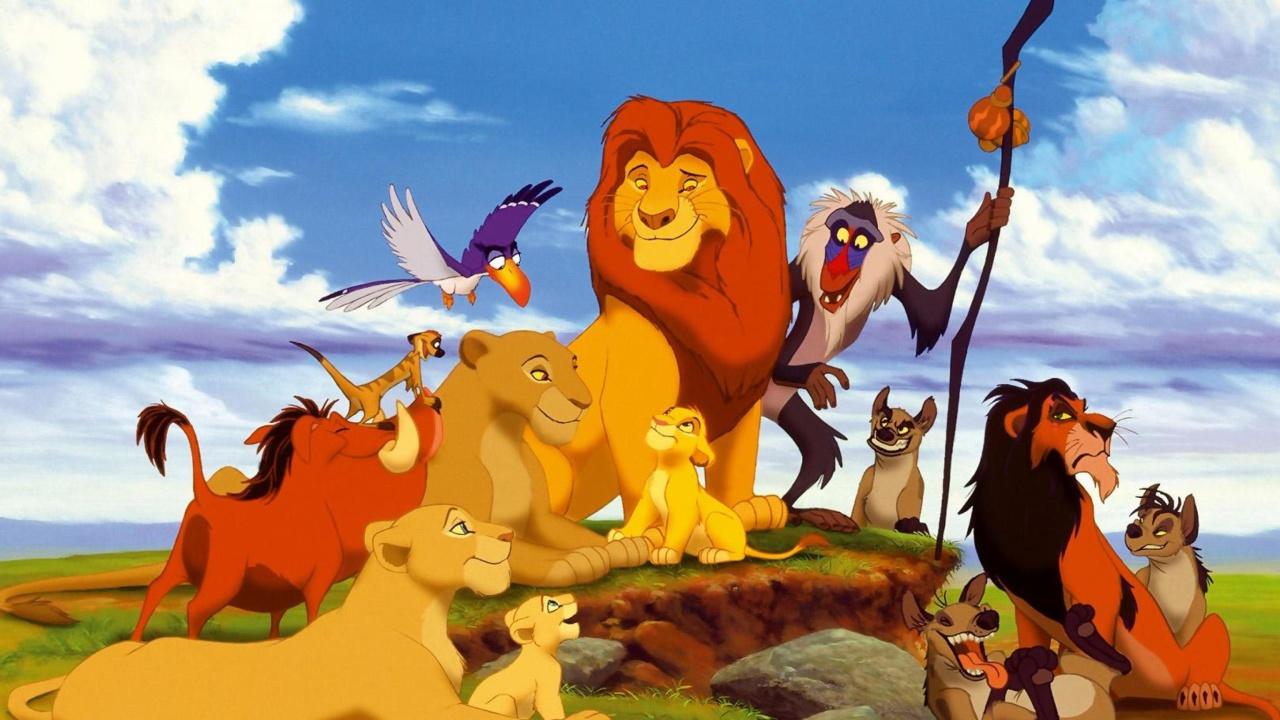 lion king vs hamlet