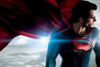 Kostenloses Superman 2013 Man Of Steel Wallpaper für Fullscreen Desktop 1280x1024