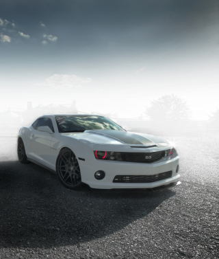 Chevrolet Camaro - Legendary American Car Wallpaper for Nokia X6