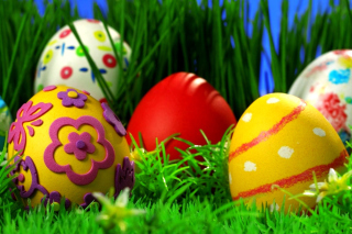 Happy Easter sfondi gratuiti per Android 720x1280